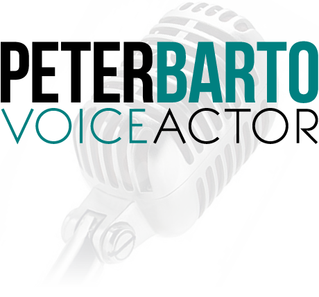 Voice Actor Peter Barto